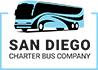 San Diego charter bus company